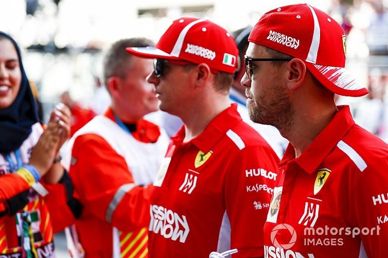 Vettel ígéretet tett a Ferrarinak arra, hogy 2019-ben mindent bele fog adni