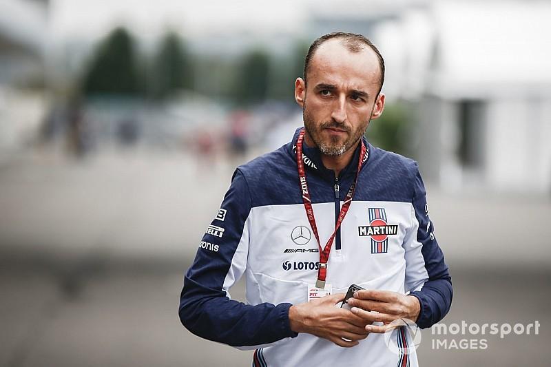 Petrol şirketinin desteğiyle birlikte Kubica'nın Williams'ta yarışma ihtimali artıyor