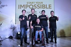 Toyota gandeng atlet berprestasi Indonesia