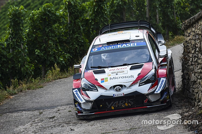 Tänak : Toyota doit aller plus vite pour croire au titre