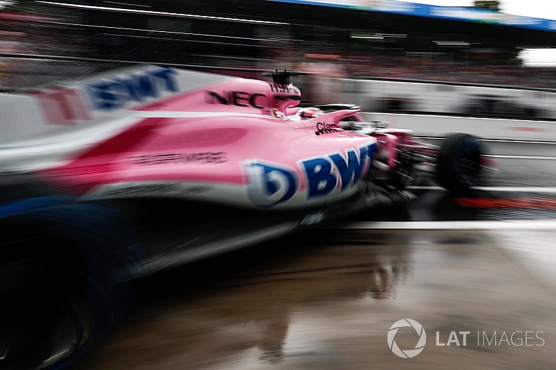 Force India says Haas