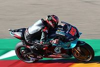 "Quartararo can't explain why he ""lost everything"" in Teruel GP"