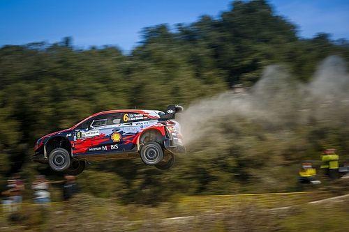 Sordo trekt eindzege in Rally van Sardinië over de streep