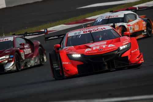 Fukuzumi explains penalty that cost ARTA Fuji 500km win