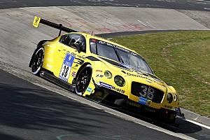 Endurance Breaking news Bentley to enter third car in Nurburgring 24 Hours