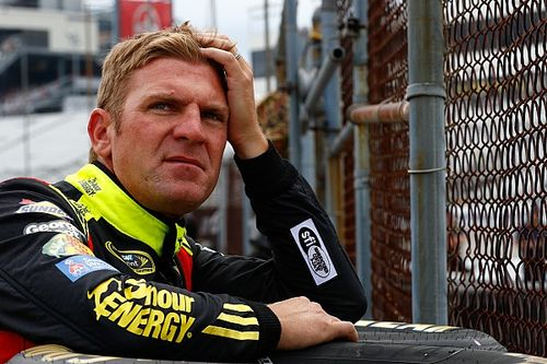 Bowyer vents his 2016 frustrations during Richmond practice