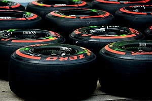 Formula 1 Breaking news Pirelli announces Germany compound choices