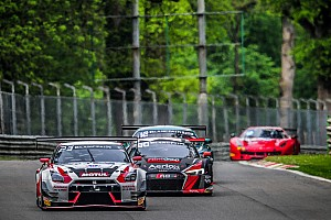 Blancpain Endurance Race report Impressive run to fourth in Blancpain Monza Endurance Cup