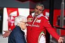 Экклстоун посоветовал Ferrari нанять Арривабене помощника