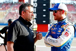 NASCAR Cup Practice report Super sub Vickers sets the pace in Friday Cup practice