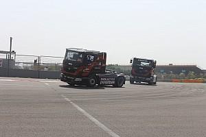Other truck Race report Delhi T1 Prima: Singh and Nagarjuna emerge winners in Indian class