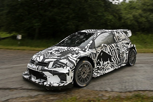 WRC Volkswagen's WRC 2017 car denied homologation