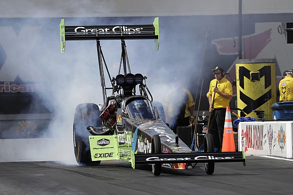 Millican, Beckman, Anderson And Savoie secure No. 1 qualifiers Saturday at Las Vegas