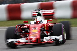 Formula 1 Qualifying report Ferrari on qualifying: Vettel in top 3 at Montreal