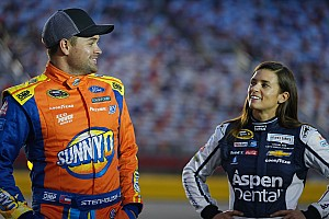 NASCAR Cup Breaking news Danica Patrick and Ricky Stenhouse Jr. split after five years together