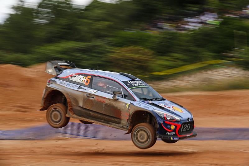 Hyundai califica la victoria de Neuville en Cerdeña como especial