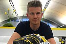Хюлькенберг обновил раскраску шлема