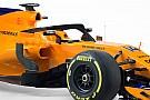 Stop/Go A McLaren látványos videón járja körbe az MCL33-at