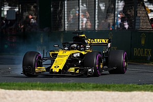 F1 突发新闻 霍肯伯格表示雷诺赛车