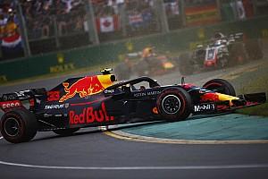 Fórmula 1 Declaraciones Horner cree que Verstappen fue desafortunado en Australia