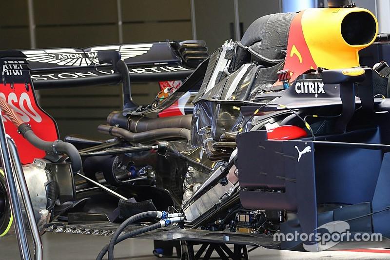 Red Bull: ecco l'immagine dell'ultima power unit Tag Heuer (Renault)