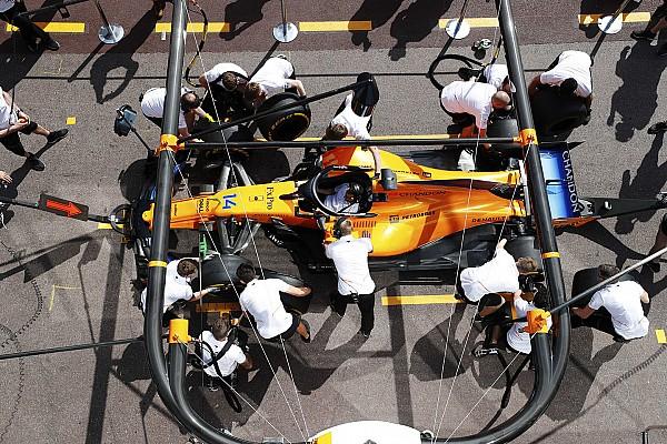 Formule 1 Actualités La F1 avance sur la question des limites de personnel