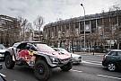 Dakar Galería: Madrid se rinde a los reyes del Dakar 2018, Sainz y Lucas Cruz