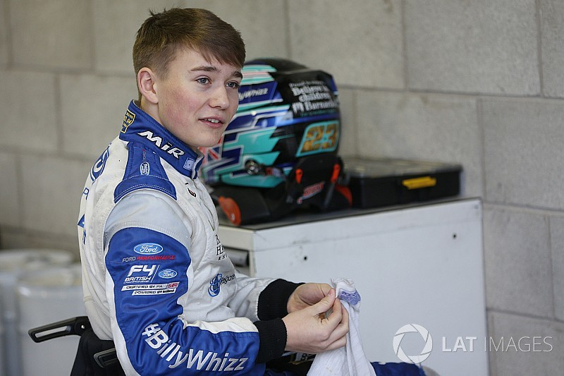 """Monger """"not too far away"""" from British F3 deal"""