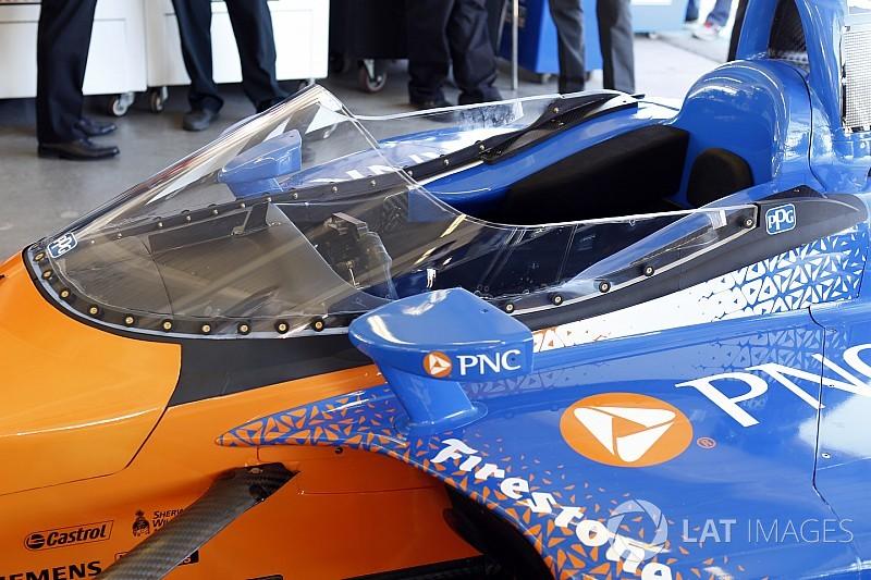 Halo Vs. szélvédő: grafikai összehasonlítás a fejvédő rendszerekről (F1-IndyCar)