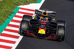 Формула 1 Отчет о тестах Риккардо побил рекорд трассы в Барселоне