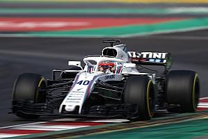 Kubica se baja voluntariamente del Williams