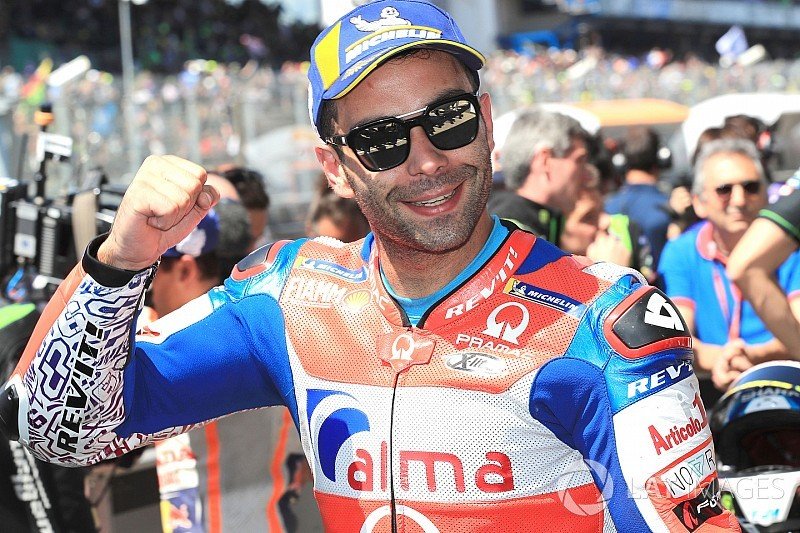 Ducati confirma Petrucci no lugar de Lorenzo em 2019