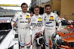 DTM Crónica de Clasificación Lucas Auer logra la primera pole del DTM en Lausitzring