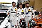 DTM Lucas Auer logra la primera pole del DTM en Lausitzring