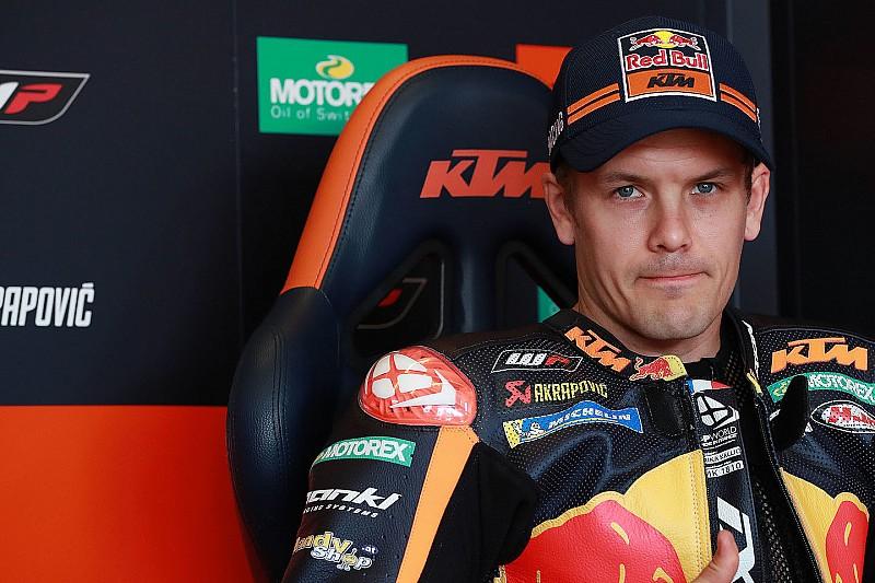 Kallio door kniekwetsuur uitgeschakeld voor Duitse GP