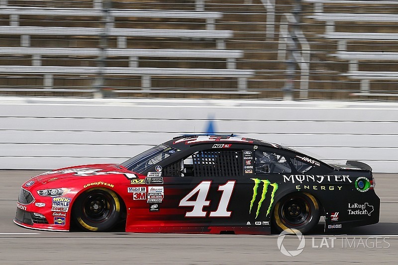 Kurt Busch fastest in Saturday's first Cup practice at Texas