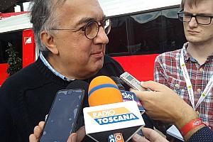 Ferrari Intervista Marchionne: