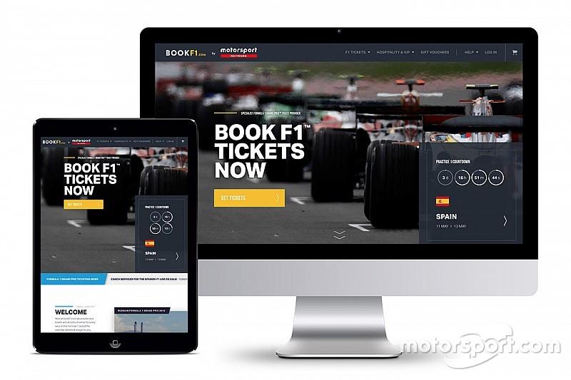 شبكة موتورسبورت تدخل عالم حجز التذاكر الإلكتروني بالاستحواذ على