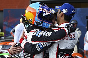 """WEC Breaking news Alonso: WEC debut win """"fantastic"""" way to end victory drought"""