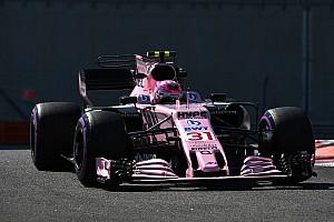 Формула 1 Спеціальна можливість Окон: Force India треба виступити ідеально у 2018-му