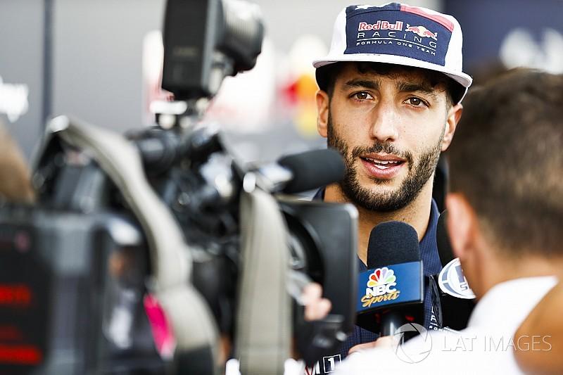 """Ricciardo: """"Il rinnovo di Max? Sorpreso dalle tempistiche"""""""