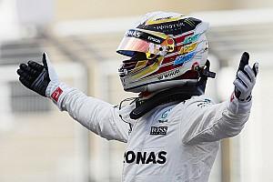 Formule 1 Analyse Bilan saison - Hamilton, l'art et la manière