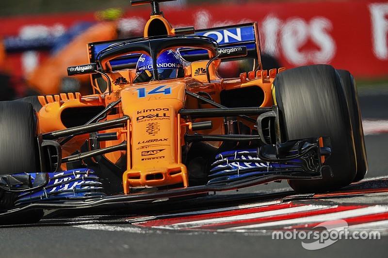 """Alonso: """"A veces es bueno reducir el rendimiento para entender el coche"""""""