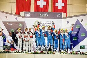 WEC Relato da corrida Bruno Senna garante título da LMP2 no Bahrein