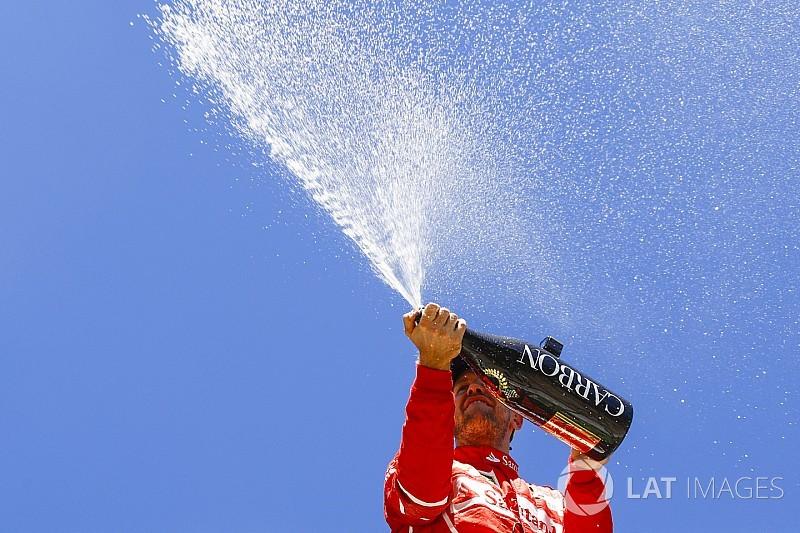 Sebastian Vettels hartes Vollgas-Rennen: