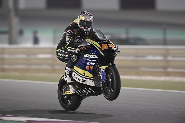 """Moto2 Nieuws Bendsneyder na nerveus begin P18 in Qatar: """"Starts moeten beter"""""""
