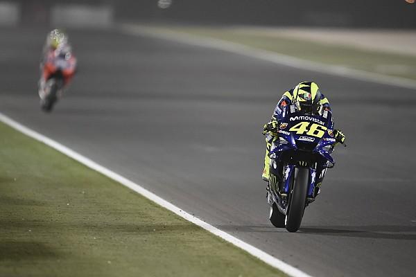 MotoGP Reacties Rossi: