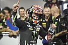 Zarco pecahkan rekor pole, Rossi tak terkejut