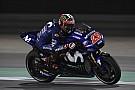 MotoGP Rossi und Vinales mit Rückstand - Sorge um Reifenverschleiß