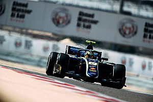 FIA F2 Qualifying report Bahrain F2: Norris beats Russell to maiden pole